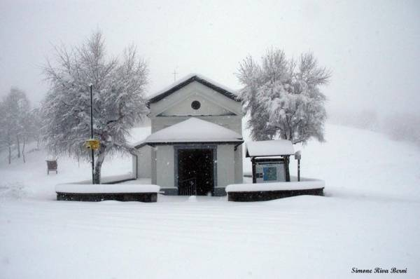 Neve in Forcora (inserita in galleria)