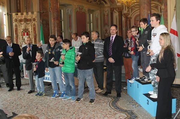 Premiazioni Piede d'Oro (inserita in galleria)