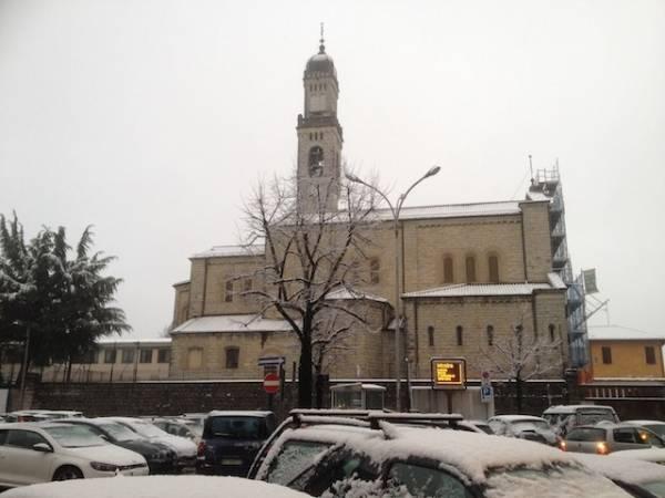 Prima neve su Varese (inserita in galleria)