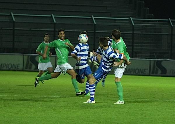 Pro Patria - Cuneo 0-0 (inserita in galleria)