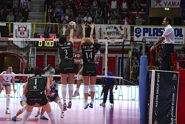 UYBA in Coppa Italia contro Casalmaggiore  (inserita in galleria)