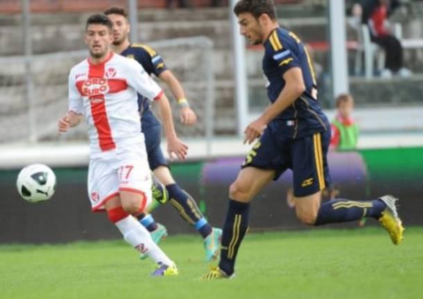 Varese - Juve Stabia, la partita in 4 minuti