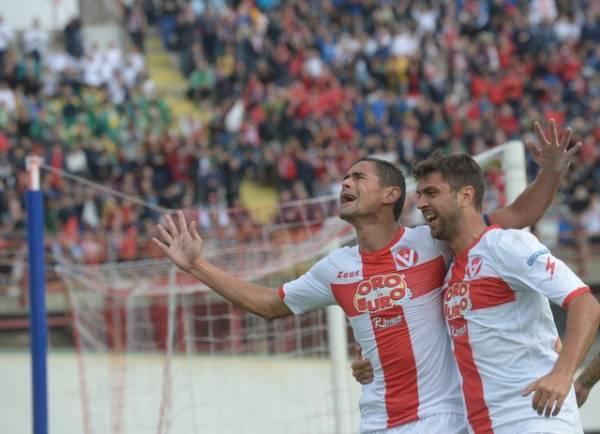 Varese - JuveStabia 2-2 (inserita in galleria)