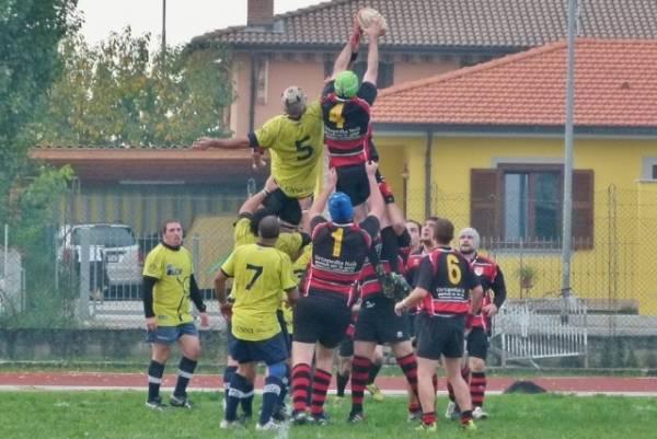 Voghera Rugby-Ilop Valcuvia 14-33 (inserita in galleria)