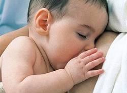 allattamento seno apertura neonato