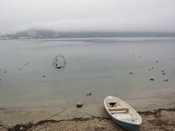 Barche a lago