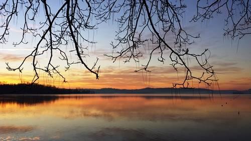 Buongiorno lago di Varese