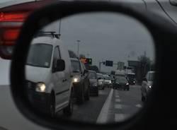 busto arsizio traffico apertura svincolo a8