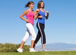 camminare sport running