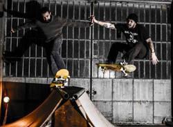 capannone skate park apertura busto arsizio