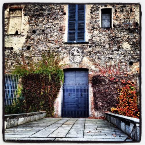 Castello di Somma Lombardo (inviata tramite iPhone app)