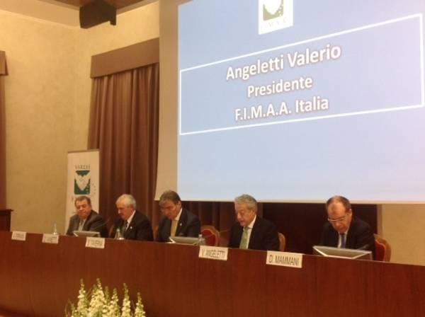 Convegno provinciale di Fimaa (inserita in galleria)