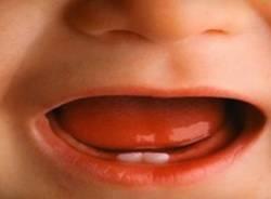 denti neonato bambino