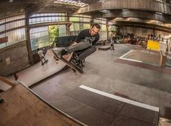 Dentro il Capannone Skate (inserita in galleria)