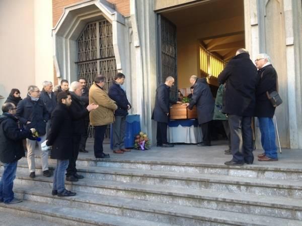 I Funerali di Nonna Olga (inserita in galleria)