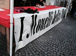 I Monelli della Motta in piazza per solidarietà  (inserita in galleria)