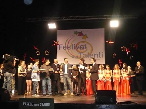 Il gran galà del Festival dei Talenti (inserita in galleria)