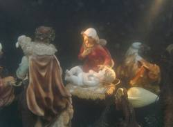 Il presepe sommerso di Porto Ceresio parte da Busto (inserita in galleria)