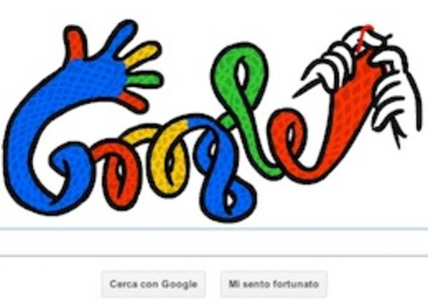 inverno google doodle