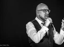 Mario Biondi in concerto al Teatro Ucc di Varese (inserita in galleria)