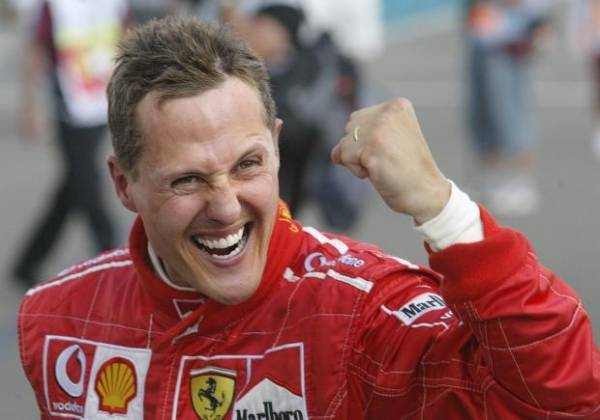 Michael Schumacher: segni di miglioramento (inserita in galleria)