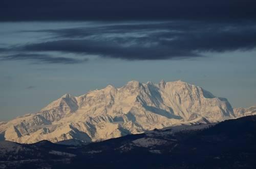 Monte Rosa del 21/12/2013
