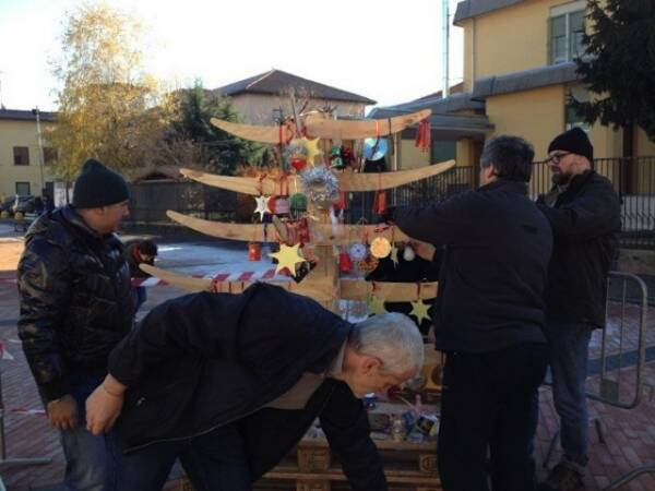 Natale a Gerenzano con la Pro Loco (inserita in galleria)