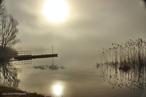 Nebbia a Ternate