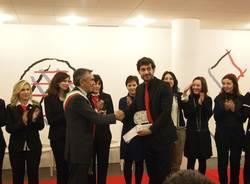 Premiati i dipendenti del Maga (inserita in galleria)