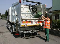 raccolta rifiuti spazzatura
