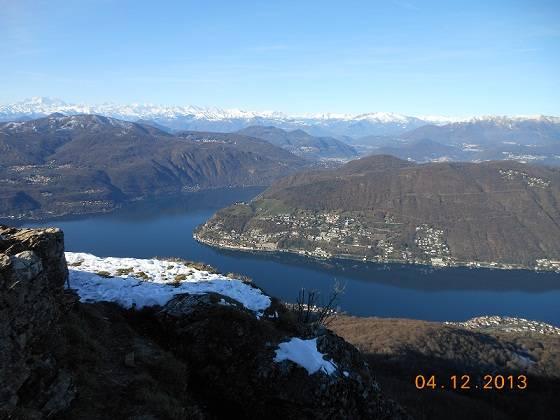 Riva san Vitale - monte san Giorgio
