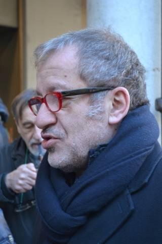 Roberto Maroni alle primarie della Lega (inserita in galleria)
