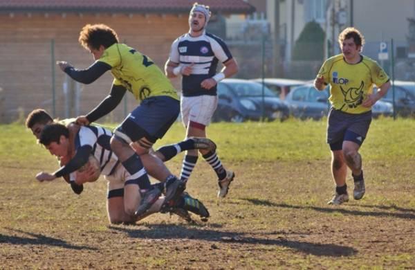 Rugby - La 7a giornata in immagini  (inserita in galleria)