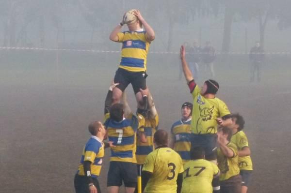 Rugby, le immagini dell'8a giornata (inserita in galleria)