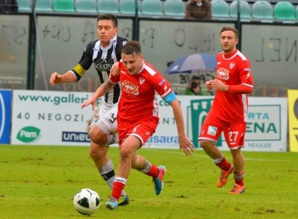 Siena - Varese 1-1 (inserita in galleria)