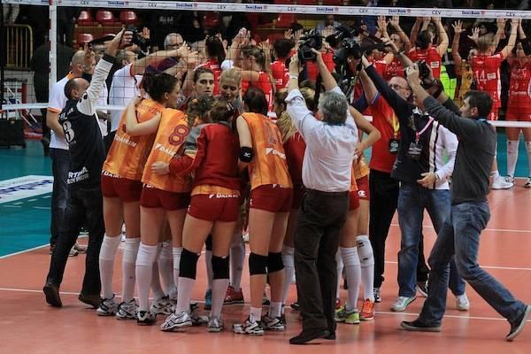 Unendo Yamamay, col Galatasaray si spegne il sogno europeo (inserita in galleria)