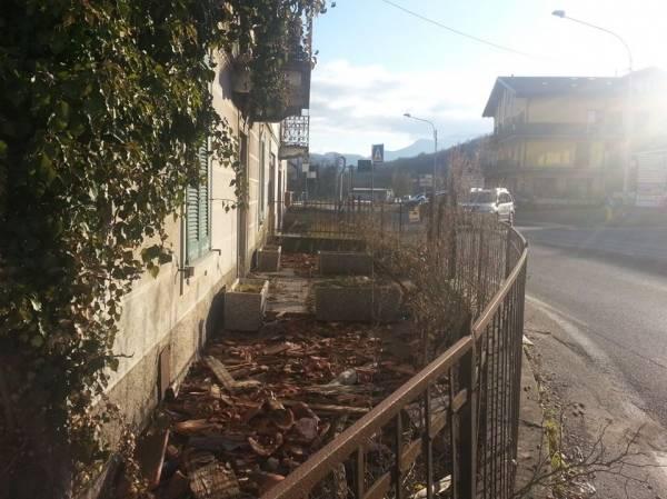 Crolla tetto a Mesenzana (inserita in galleria)