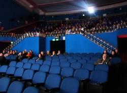 Dentro il cinema Silvio Pellico (inserita in galleria)