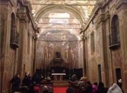 Falò di Sant'Antonio: la città aspetta l'accensione  (inserita in galleria)