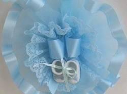 fiocco azzurro apertura