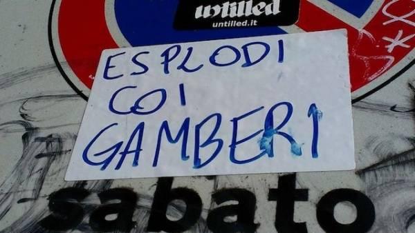 Gamberi a Saronno (inserita in galleria)