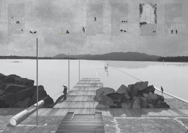 Il lago di Varese futuribile (inserita in galleria)