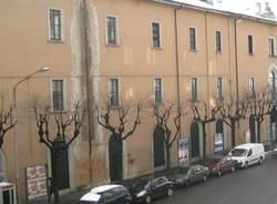 La Caserma Garibaldi dentro e fuori (inserita in galleria)