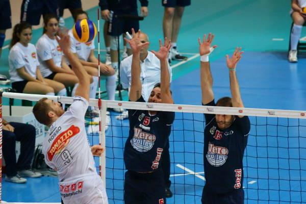 Le finali di Coppa Italia di volley Maschile di A2 (inserita in galleria)