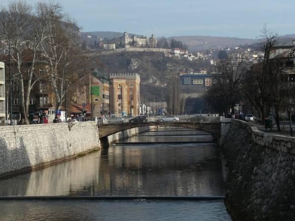 """Sarajevo nel """"Viaggio della memoria"""" 2014 (inserita in galleria)"""