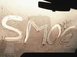 smog inquinamento apertura
