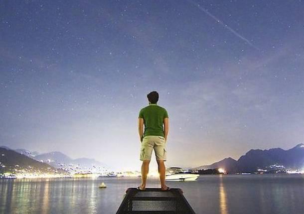 Timelapse del lago Maggiore