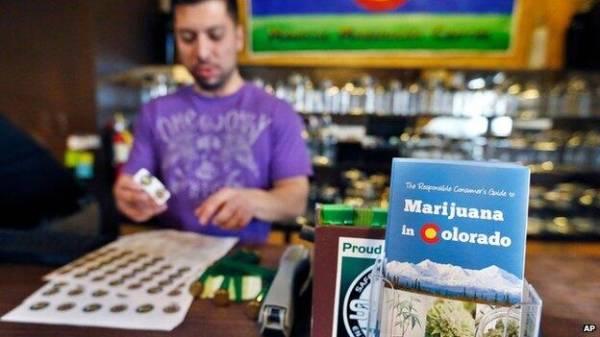 Tutti in coda per la marijuana (inserita in galleria)
