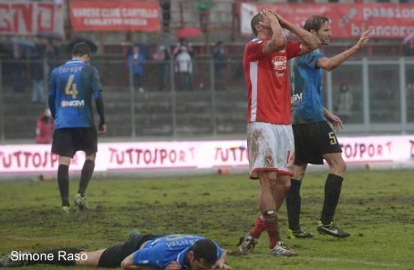 Varese - Novara 1-1 (inserita in galleria)