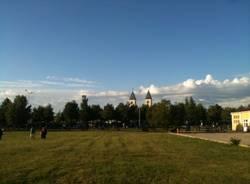 A Medjugorje, nel paese delle apparizioni (inserita in galleria)